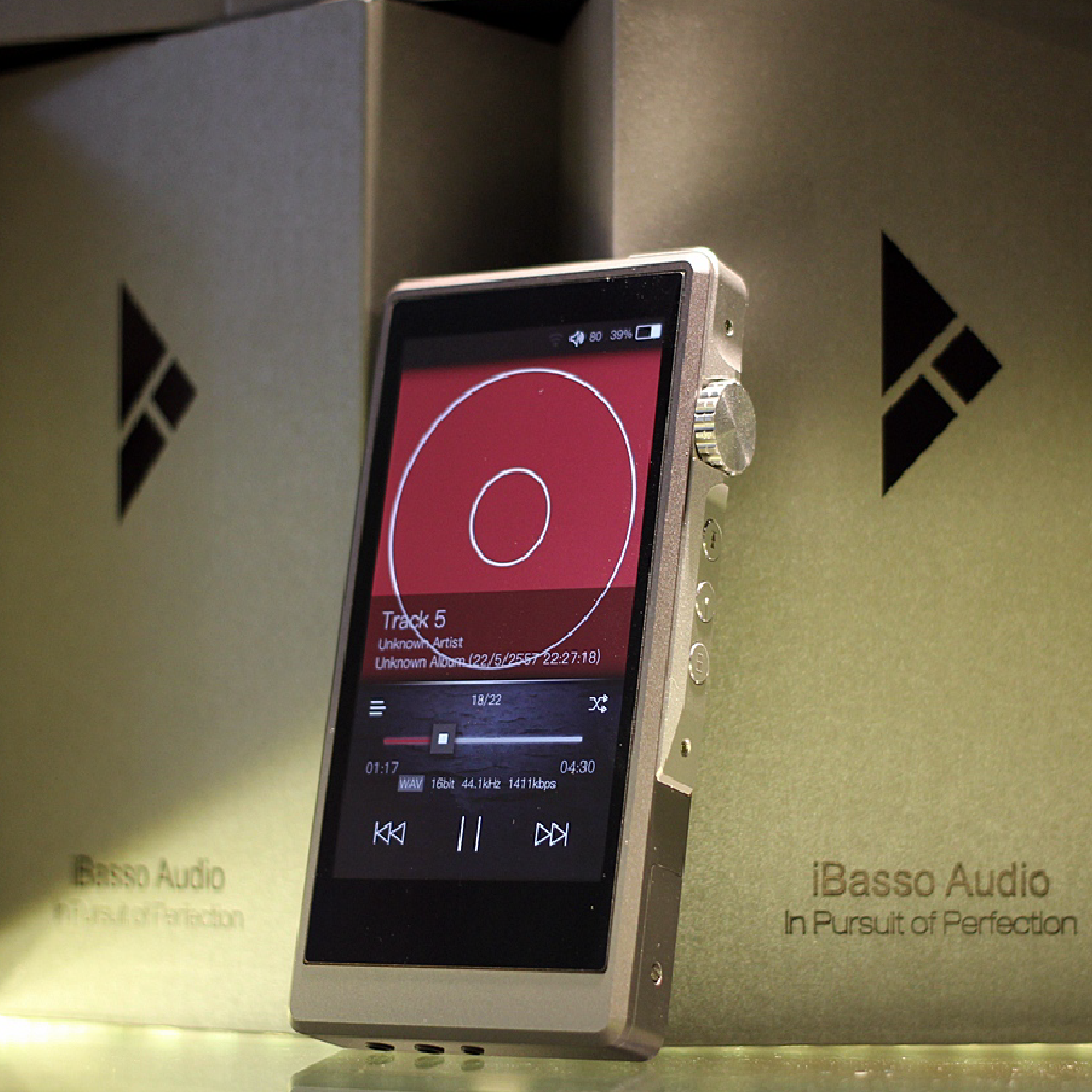 DX150 High Performance Digital Audio Player - Jaben - The Little Headphone Store