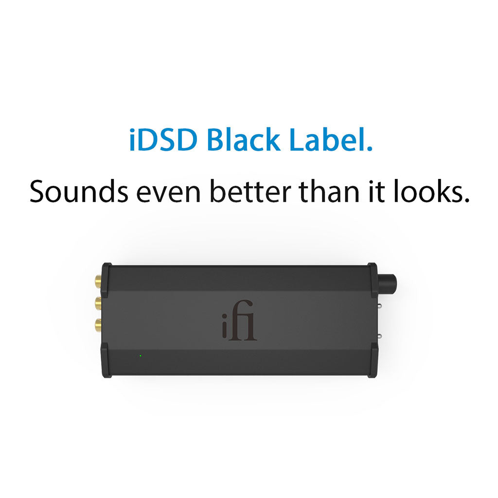 micro iDSD Black Label - Jaben - The Little Headphone Store