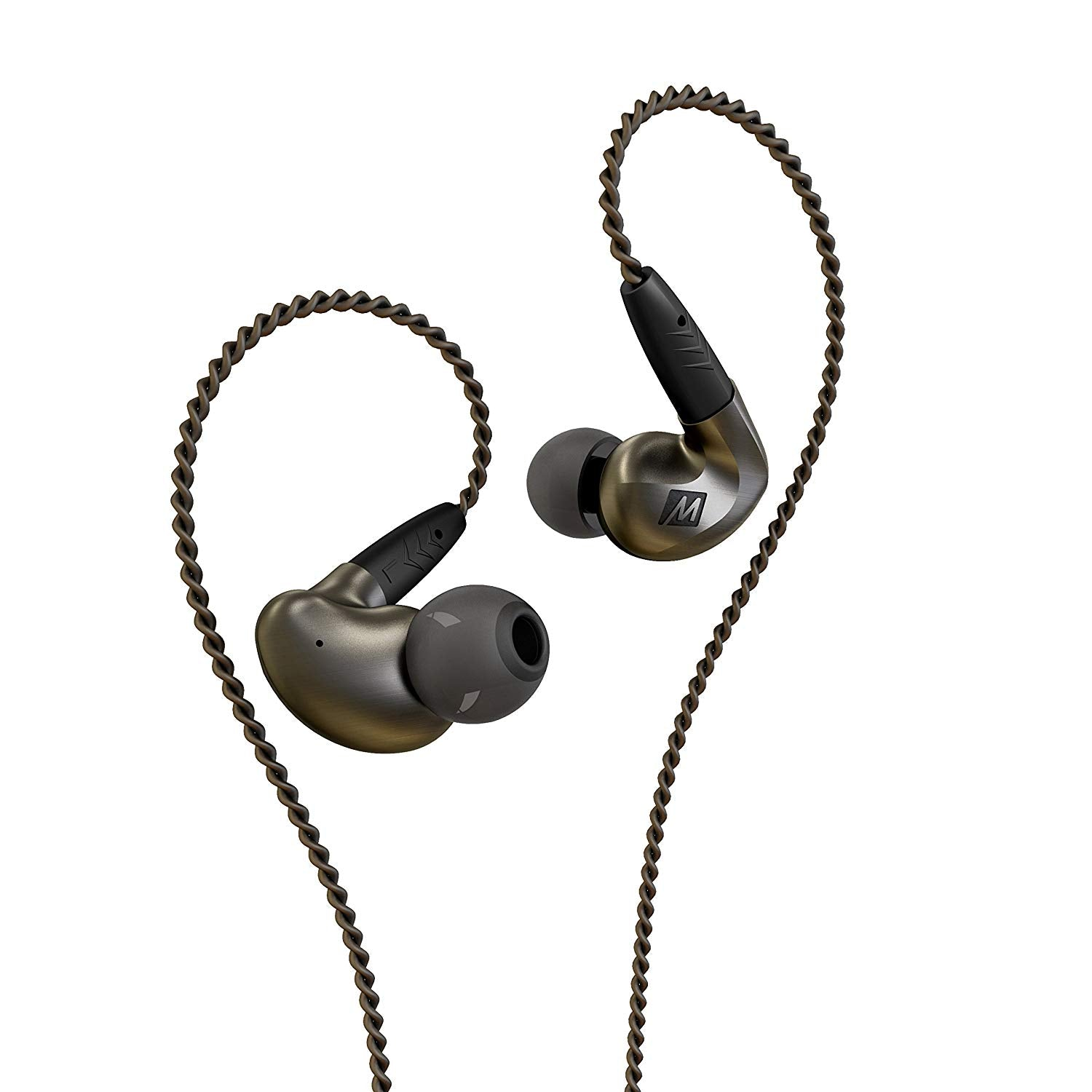MEE Audio Pinnacle P1 Hi-Fi Audiophile In-Ear Headphones - Jaben - The Little Headphone Store