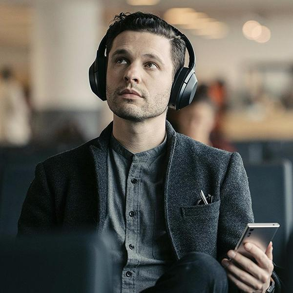 WH-1000XM2 Wireless Noise-Canceling Headphones