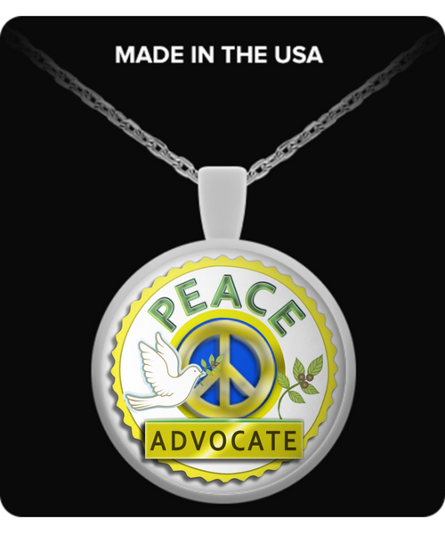 Be A Peace Advocate