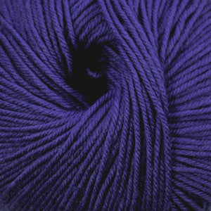 Cascade 220 Superwash Light Worsted/DK Weight Dark Periwinkle #1971