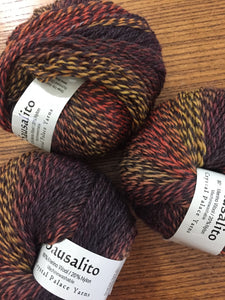 Sausalito Sock yarn color 8469