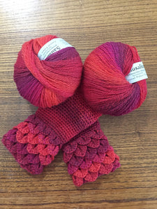 Sausalito Sock yarn color 8306