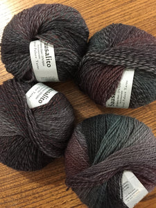 Sausalito Sock yarn color 8307