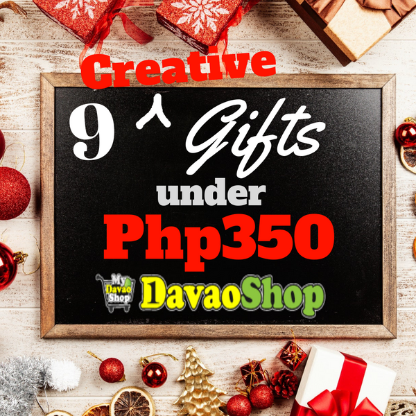 9 Awesome and Customized Christmas Gifts Under PHP350