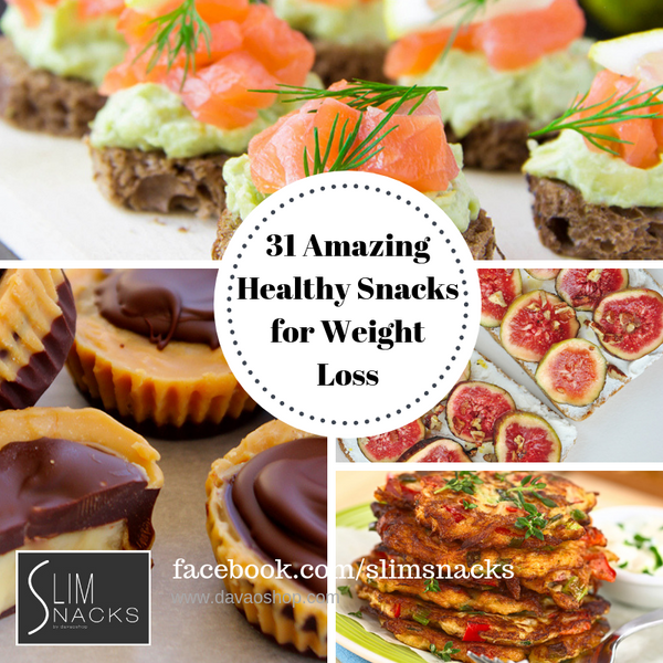 31 Amazing Healthy Snacks that Helps You Lose Weight
