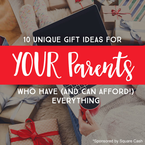 10 Unique Gift Ideas for Your Parents This Christmas 2019