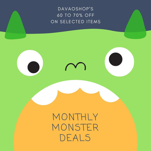 Monthly Monster Deals