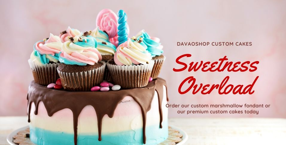 DavaoShop - Send flowers, gifts to your loved ones in Davao City - the 1st Online Shop in Davao Since 2003