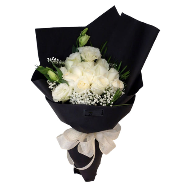 White Luxury Bouquet