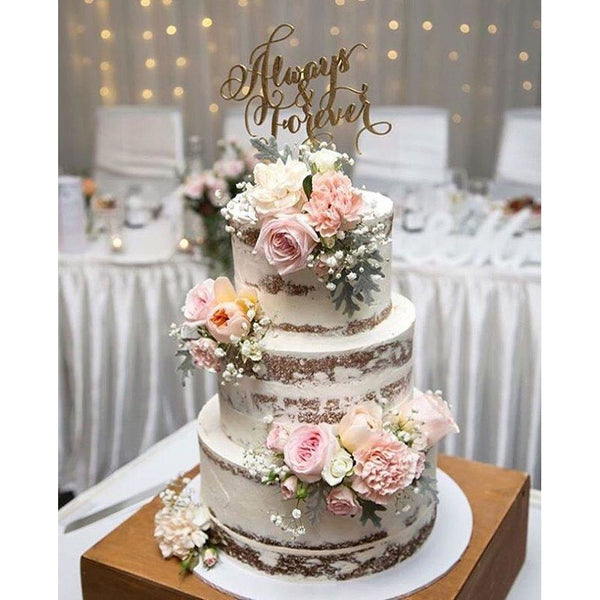 Naked Cake - DavaoShop - The 1st Online Shop in Davao Since 2003