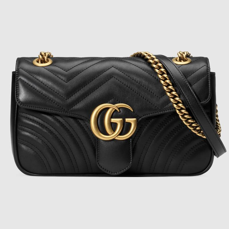 Gucci GG Marmont Small Matelassé Shoulder Bag - DavaoShop - Send flowers, gifts to your loved ones in Davao City - the 1st Online Shop in Davao Since 2003