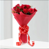Vivid Red Roses - DavaoShop - Send flowers, gifts to your loved ones in Davao City - the 1st Online Shop in Davao Since 2003
