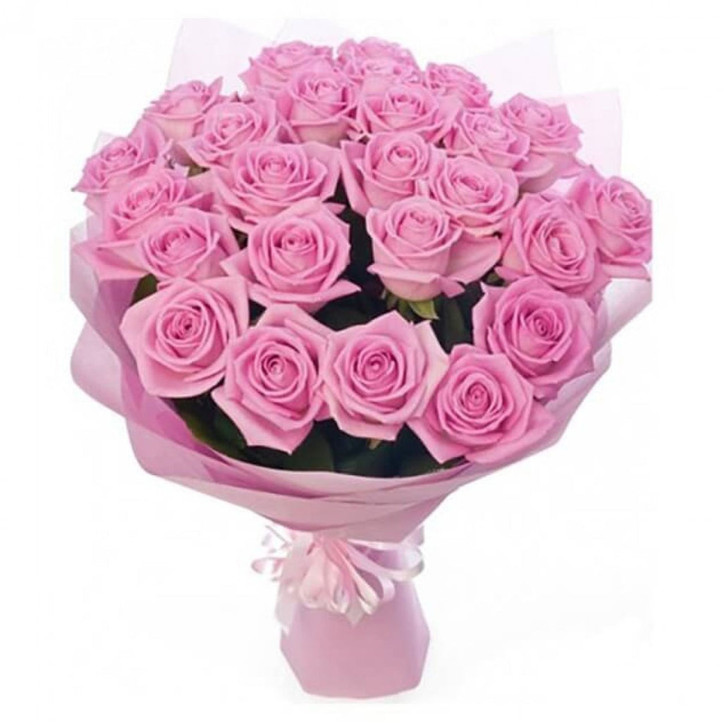 Sweet 25 Pink Kisses - DavaoShop - Send flowers, gifts to your loved ones in Davao City - the 1st Online Shop in Davao Since 2003