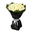 White Luxury Bouquet - DavaoShop - Send flowers, gifts to your loved ones in Davao City - the 1st Online Shop in Davao Since 2003