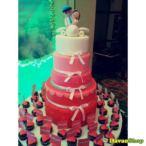Additional Fondant Cake Layer - Cake Add Ons | Davaoshop - The 1St Online Shop In Davao Since 2003