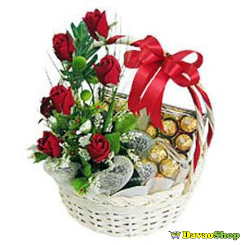 Always In My Heart - Flower Arrangements | Davaoshop - The 1St Online Shop In Davao Since 2003