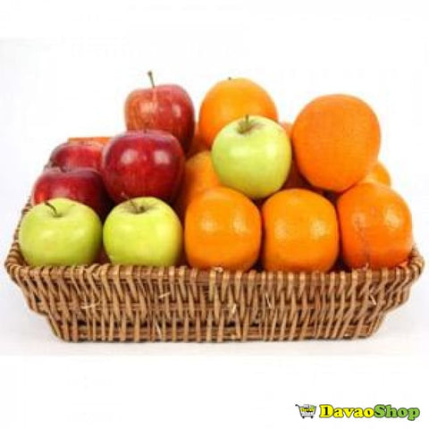 Apples And Oranges Collection - Gift Baskets | Davaoshop - The 1St Online Shop In Davao Since 2003
