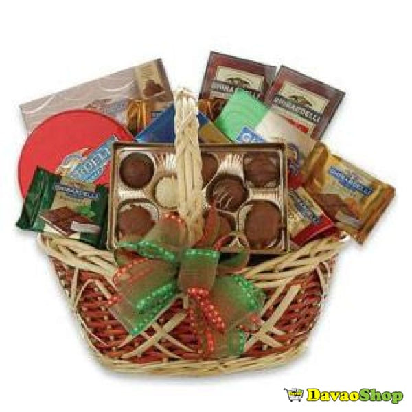 Divine Chocolate Collection - Gift Baskets | Davaoshop - The 1St Online Shop In Davao Since 2003
