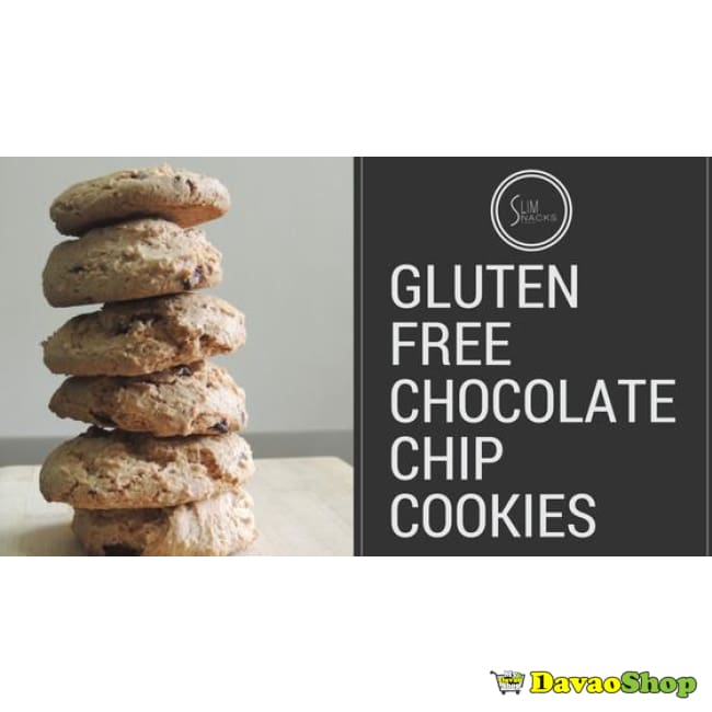 Gluten Free Chocolate Chip Cookies - DavaoShop - Send flowers, gifts to your loved ones in Davao City - the 1st Online Shop in Davao Since 2003