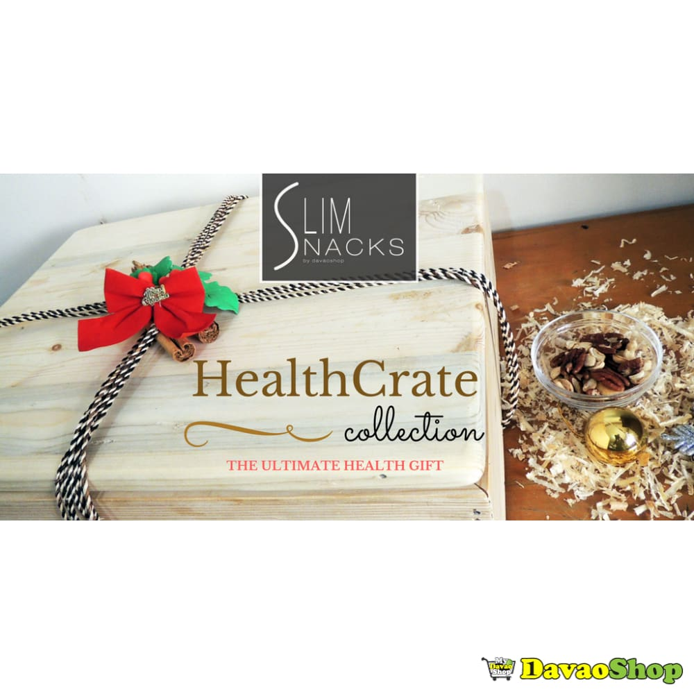 Gluten Free Health Crate Collection 1 - DavaoShop - Send flowers, gifts to your loved ones in Davao City - the 1st Online Shop in Davao Since 2003