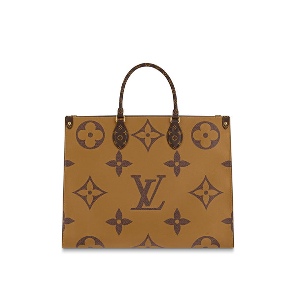 Louis Vuitton Onthego Monogram Canvas