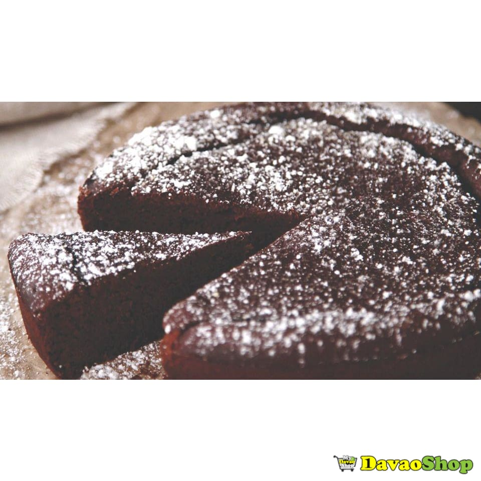 Maidas Crowd-Favorite Gluten Free Flourless Dark Chocolate Cake - Cake | Davaoshop - The 1St Online Shop In Davao Since 2003