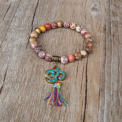 Tibetan Mala for Fortune and Money Charm Bracelet 2019