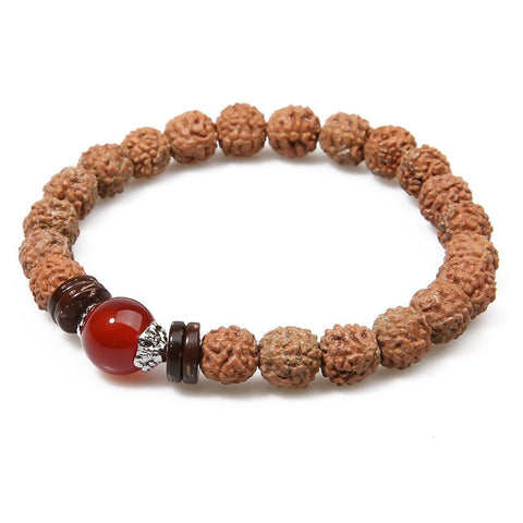Rudraksha Bracelet For Good Health and Wealth 2019