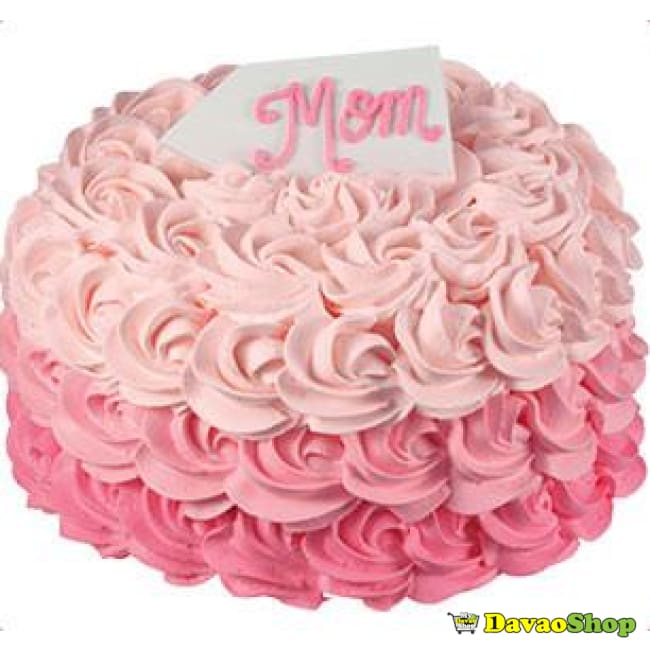 Rose Cakes - DavaoShop - Send flowers, gifts to your loved ones in Davao City - the 1st Online Shop in Davao Since 2003