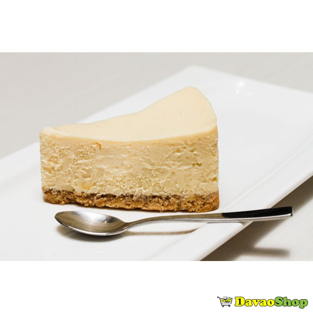 Special Durian Brulee Cheesecake - Baked Goods | Davaoshop - The 1St Online Shop In Davao Since 2003