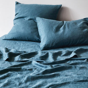 Aegean Linen Pillowcase 2P Set