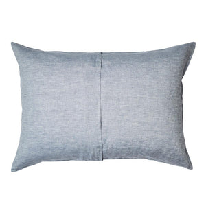 Chambray Linen Pillowcase 2P Set