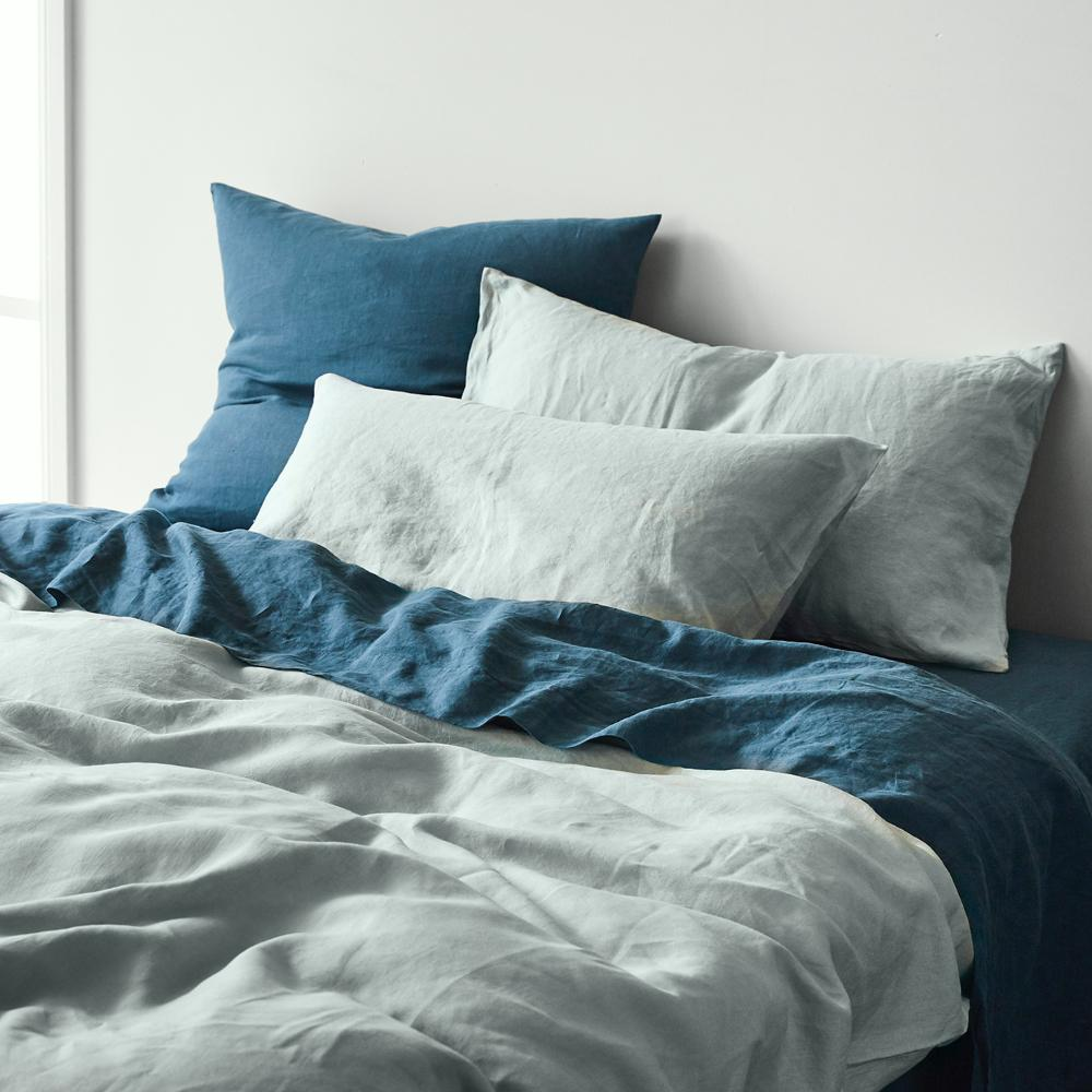 Moonlight Linen Pillowcase 2P Set