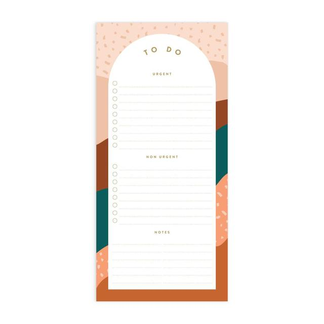 To Do DL Magnet Notepad | Muse