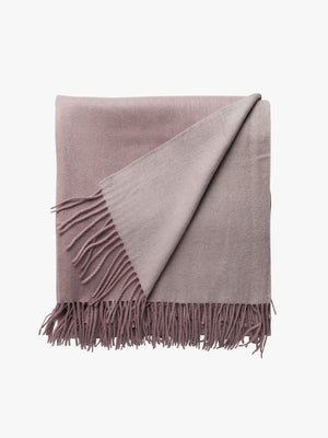 Cashmere Mix Throw