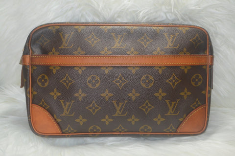 Preloved Authentic Louis Vuitton Compiegne 28 in Monogram Canvas