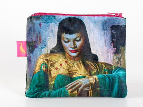 "Tretchikoff : Coin purse ""Lady from Orient"""