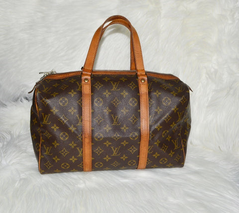 Preloved Authentic Louis Vuitton Sac Souple 35