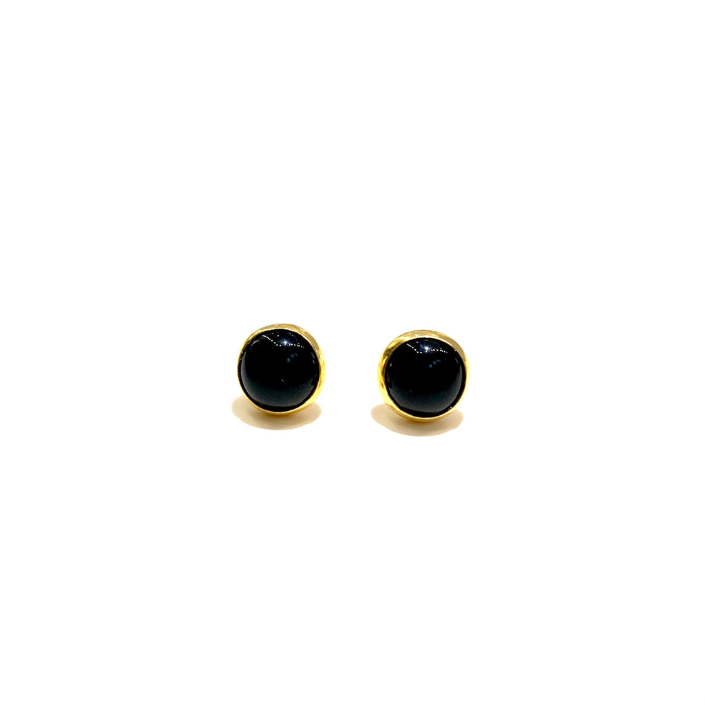 MONIQUE MICHELE - Onyx Studs
