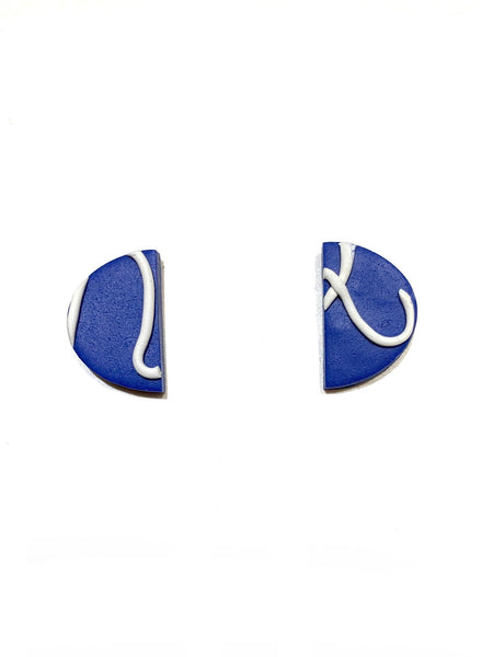 COCOLEÉ- Abstract Design Studs