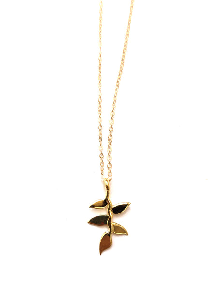MUNS- HELICONIA NECKLACE