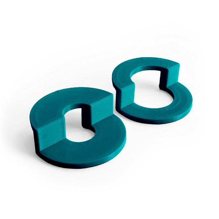 MENEO-  Alexa Studs (more colors available)