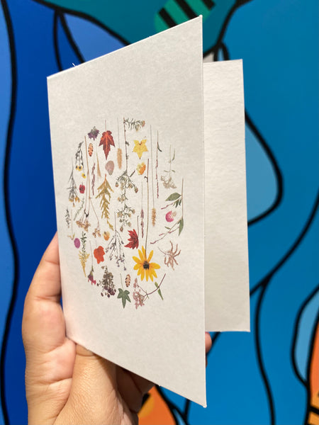 PUPA BY GIO - Blank Greeting Card with Envelope