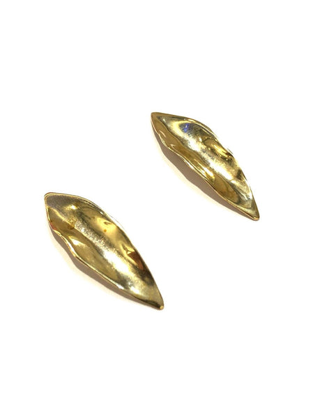 ROQUE DESIGNS- SMALL LEAVES STUDS