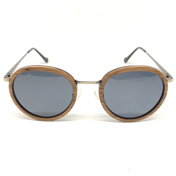 Herny's Wood - Sunglasses- Humami- Walnut / Rose Wood