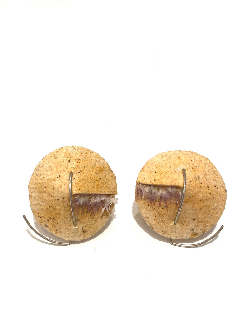 ECO FACTORÍA- Cónica Earrings