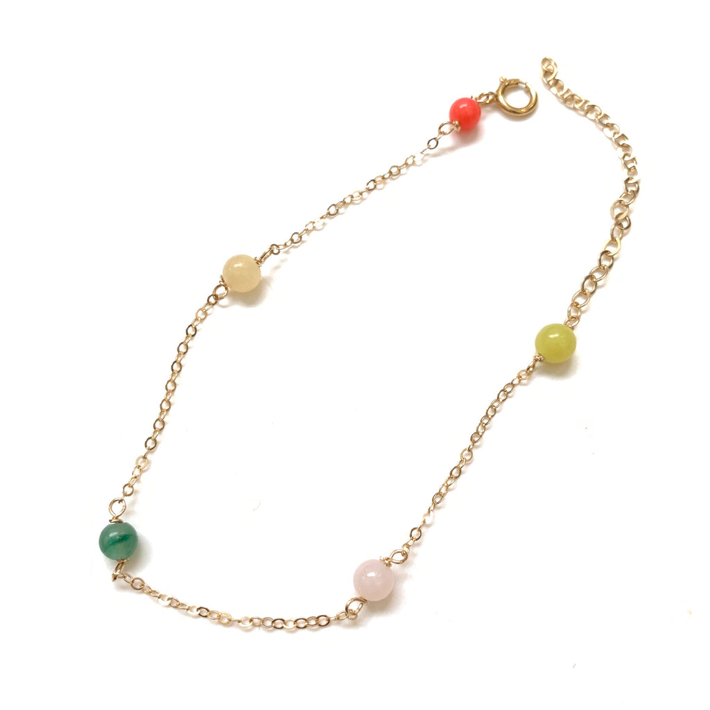 MUNS - MINI COLOR BEADED BRACELET