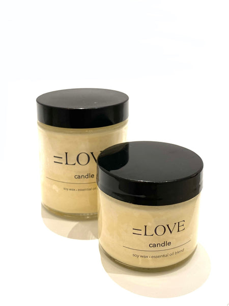 =LOVE  - Soy Candles